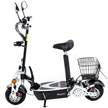 Elektro Scooter test
