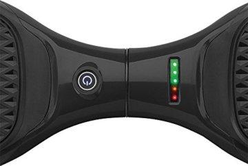Razor Hovertrax 2.0 Hoverboard, schwarz -