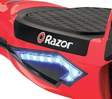 Razor Uni Hovertrax 2.0 Hoverboard, Red, One Size -